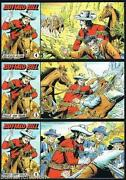 Buffalo Bill Comic