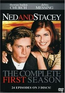 Ned and Stacey Season 1 - 24 Episodes on 3 discs London Ontario image 1