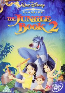 The Jungle Book 2 (Disney) DVD (2014) Steven Trenbirth