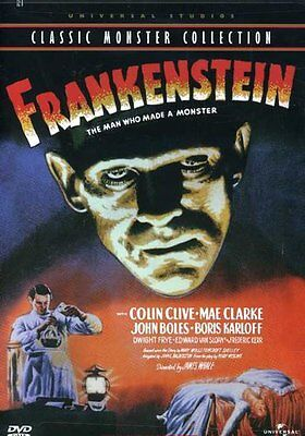 Frankenstein (2009, Region 1 Dvd New) Bwkeeper