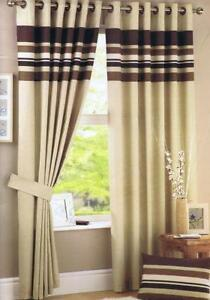 Ready Made Curtains Home Ebay