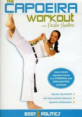 Capoeira Workout [New DVD]
