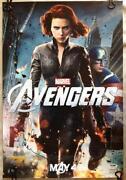 Avengers Signed Poster