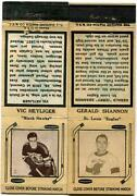 Hockey Matchbook