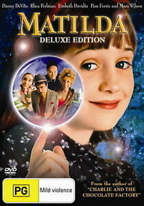 Matilda = NEW DVD R4