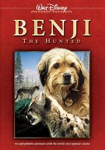 BENJI THE HUNTED New Sealed DVD Disney