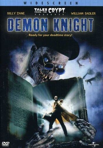 Tales from the Crypt Presents Demon Knight (2013, REGION 1 DVD New) WS