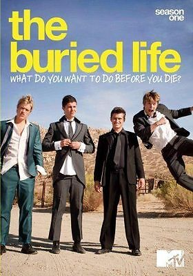 The Buried Life: Season 1 (DVD,2010) New/Sealed Free US Shipping