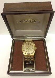 mens vintage omega watches vintage 14k omega mens watch