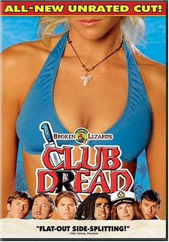 Club Dread [Unrated] (2007, DVD NEW)