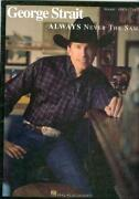 George Strait Sheet Music