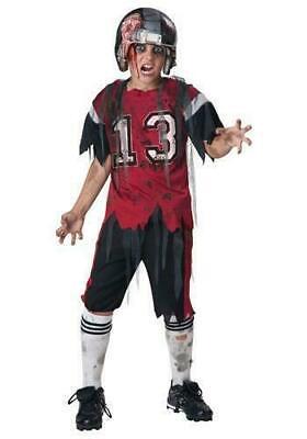 Dead Musician Halloween Costumes (Dead Zone Zombie Costume, Kids Undead Football Player, Halloween Sz 12)