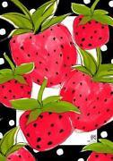Strawberry Decor