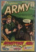 Fightin Army Comic Book