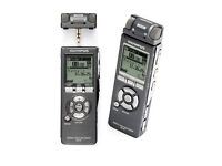 Olympus DS-30 Digital Voice Recorder with MP3/WMA Playback 256MB