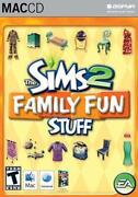Sims 2 Family Fun Stuff