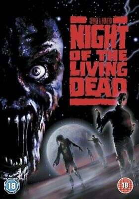 Night Of The Living Dead -The Remake -Tony Todd, Tom Savini NEW REGION 2 DVD PAL - Remake Of Halloween 2
