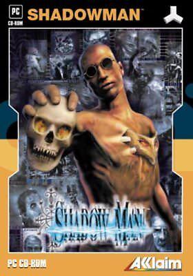 Shadow Man (PC, Nur der Steam Key Download Code) Keine DVD, Steam Key Code Only (Shadow Man-pc)