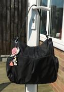 Large Black Radley Handbags