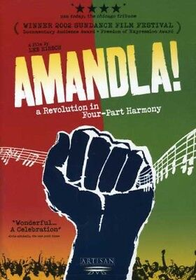 Amandla!: A Revolution in Four-Part Harmony [New DVD] Dolby,
