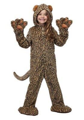 PREMIUM LEOPARD KIDS COSTUME SIZE MEDIUM (with defect) - Leopard Costume Kids