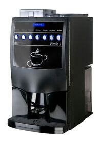 Brand New Vitale Bean To Cup Coffee Machine including free stock worth a massive £1600
