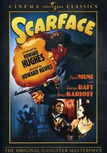 Scarface (2007, REGION 1 DVD New)
