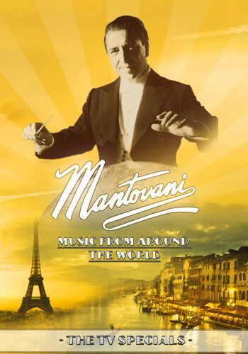 Mantovani's Music From Around the World - The Mantovani TV Specials 2014 DVD
