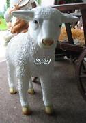 Gartenfigur Schaf