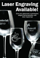 Custom Glassware Engraving Perfect for Gifts T1W