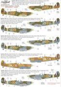 1/72 Spitfire Decals