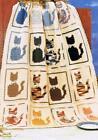 Cat Afghan Pattern