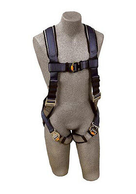 Dbi Sala 1107976 Exofit Technology Vest Style Harness With Back D-ringm