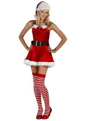PLUS SIZE SEXY MRS CLAUS COSTUME SIZE 4X - Plus Size Mrs Claus