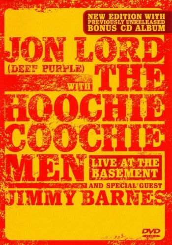 Jon Lord & the Hoochie Coochie Men - Live at the Basement [New CD] Germany - Imp