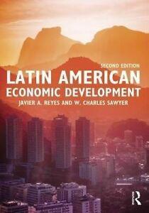 Latin American Economic Development, Javier A. Reyes