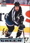 Travis Green Hockey Trading Cards