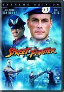 Van Damme DVD