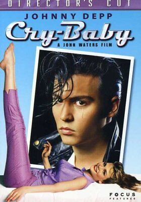 - Cry-Baby [New DVD] Director's Cut/Ed, Dolby, Subtitled, Widescreen