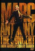 Marc Anthony DVD