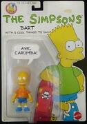 Bart Simpson Figure
