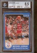 Michael Jordan Star Rookie Card