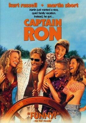 Captain Ron [New DVD]