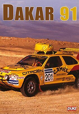 Dakar Rally 1991 [DVD][Region 2]