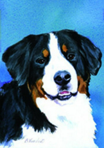 Bernese Mountain Dog Decorative Garden Flag 200511