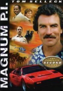 Magnum P.I.: The Complete Second Season  DVd