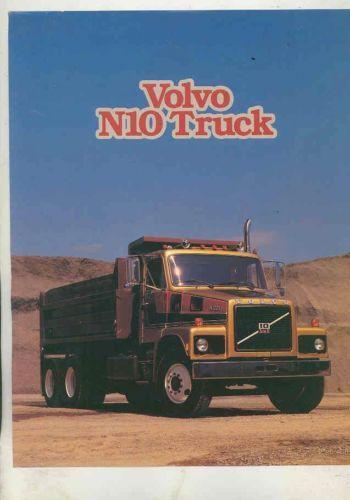 Volvo Dump Truck Ebay