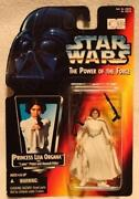 Star Wars Power of The Force Princess Leia