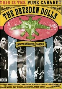Dresden Dolls-Live at the Roundhouse London dvd