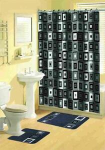 black bathroom sets - Bathroom Sets